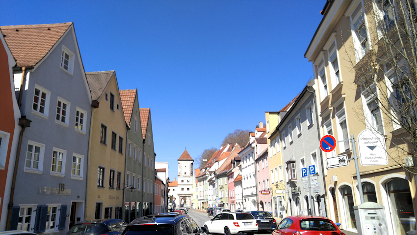 Radwanderung Landsberg