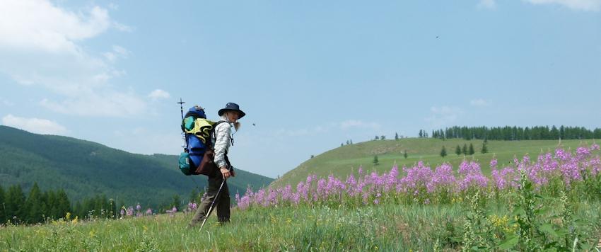 Allein in der Mongolei Vorbereitungen