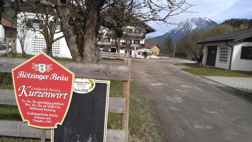 Kurzenwirt in Schöffau