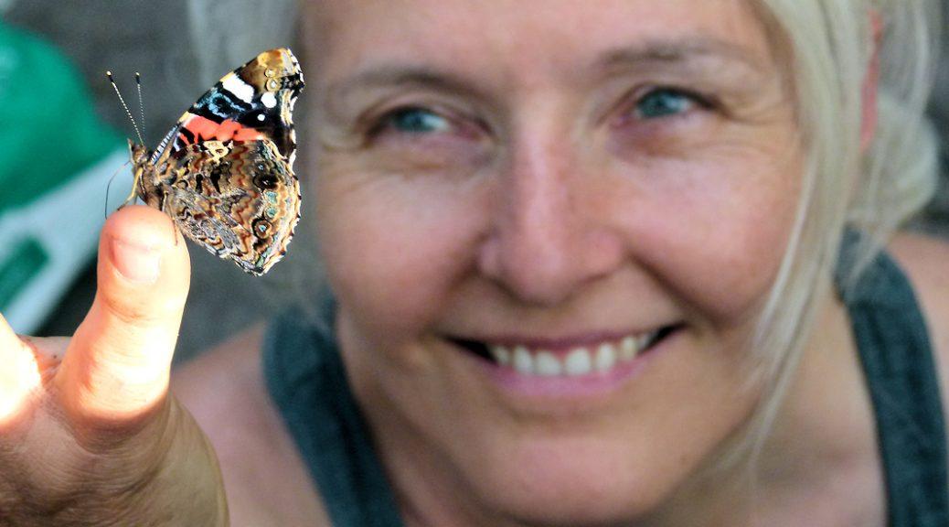 Miss Tiger über Mich
