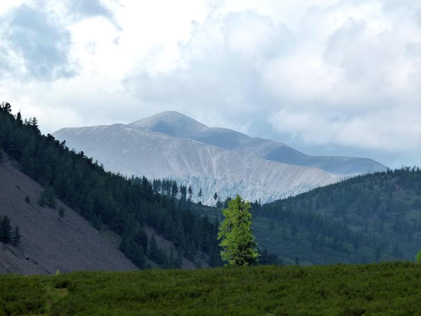 Gipfelsturm auf den Asralt