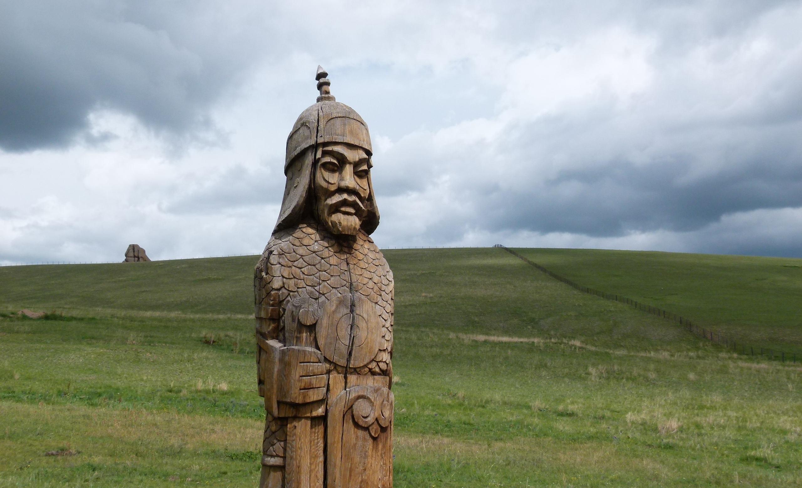Allein in der Mongolei: Magic Mountain - 12.Tag