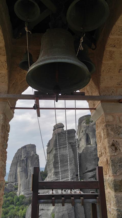 Meteora - Kloster auf der Felsnadel