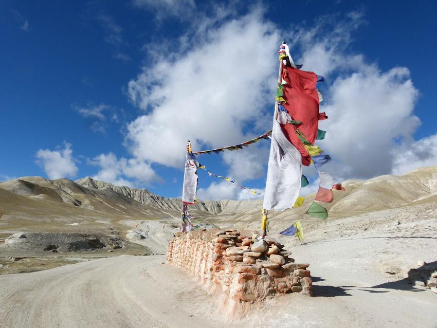 Trekking in Nepal: Das Tal der Ammoniten
