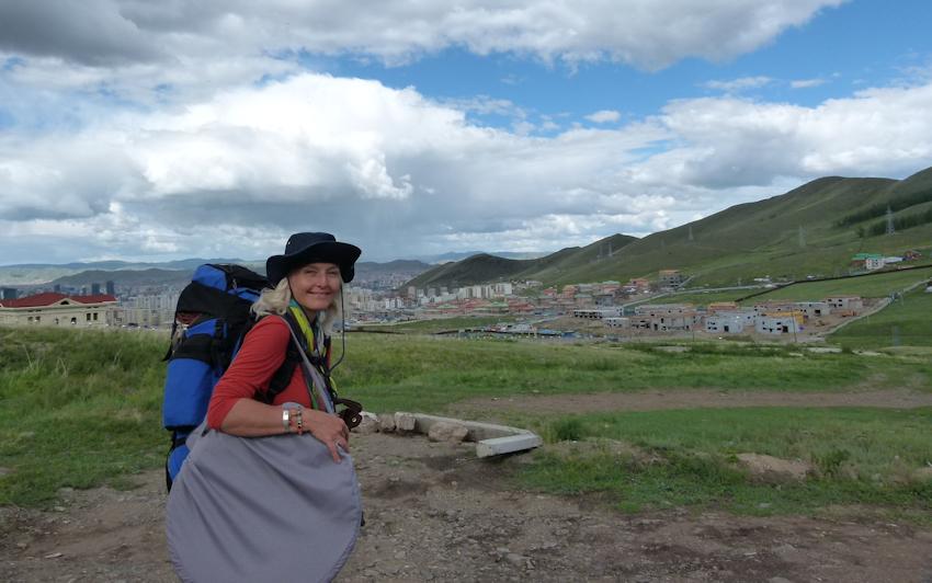 Allein in der Mongolei: Schwarzmarkt und Feuerwerk - 15.Tag