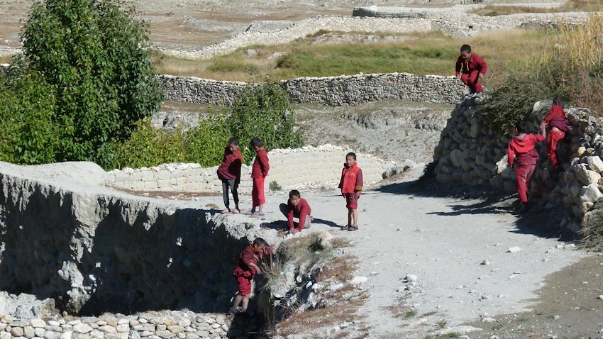 Trekking Nepal: Lo Gekar, das älteste buddhistische Kloster
