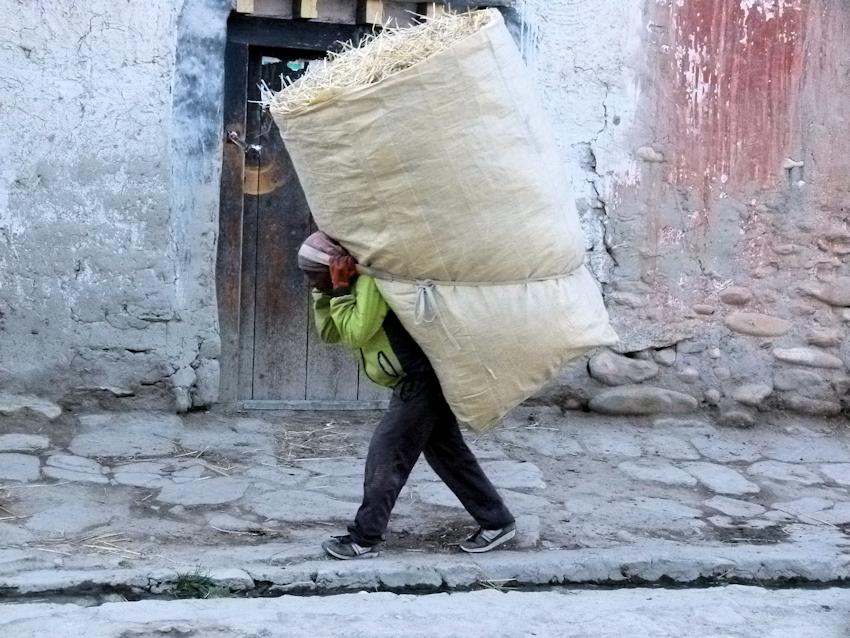 Trekking in Nepal: das Leben in Lo Mantang