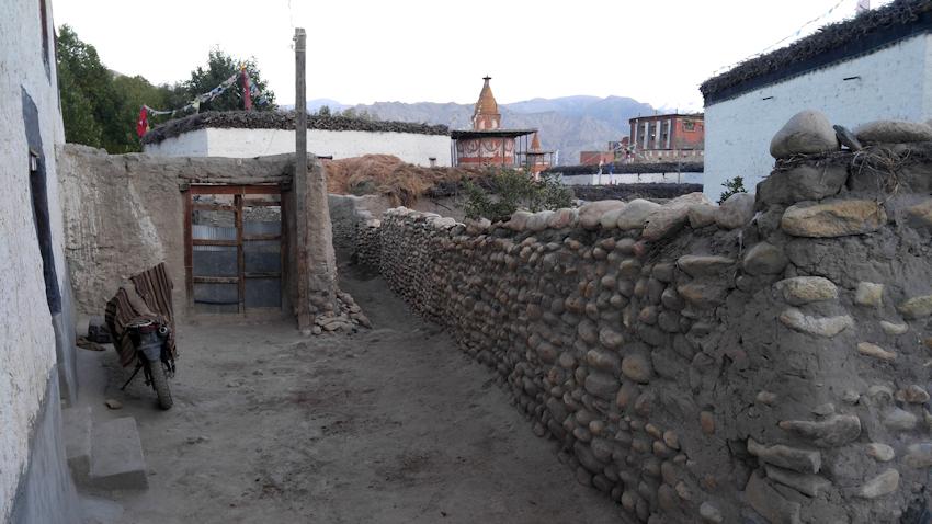 Trekking Nepal: die Gompa von Tsarang