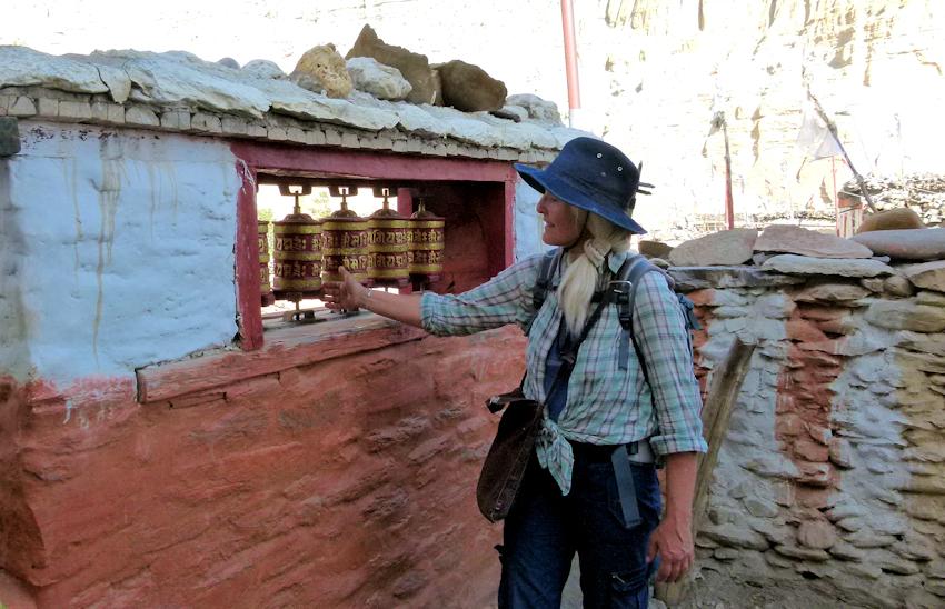 Trekking Nepal: Eintritt ins verbotene Königreich Lo