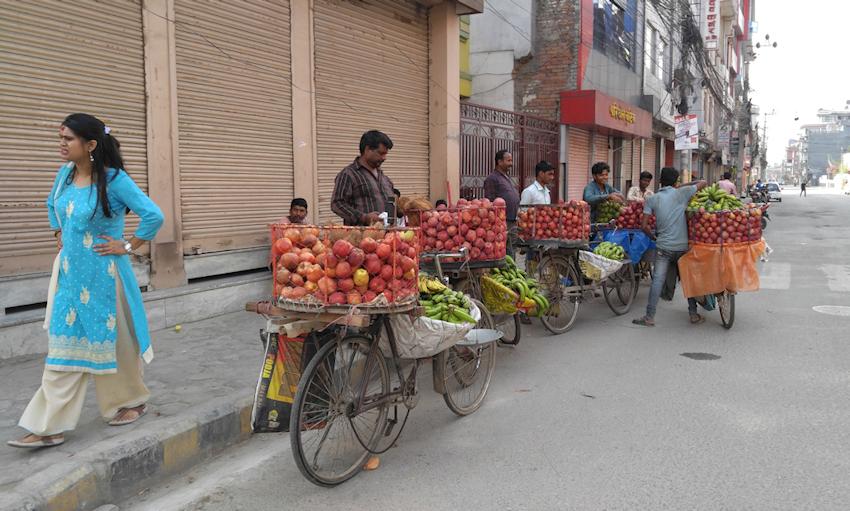 Mustang und Nepal: magischbuntes Kathmandu