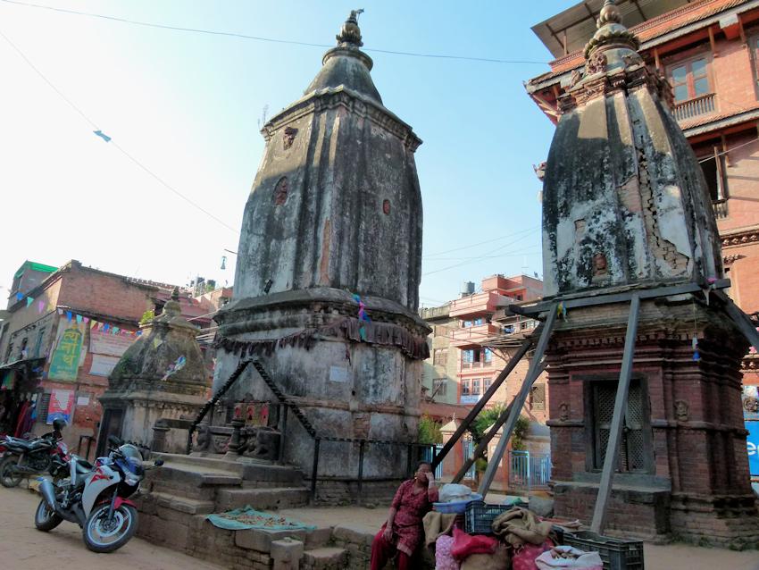 Das mittelalterliche Bhaktapur war einst Königsstadt und Hauptstadt Nepals. Heute ist es die Kulturhauptstadt des Landes und UNESCO Weltkulturerbe!
