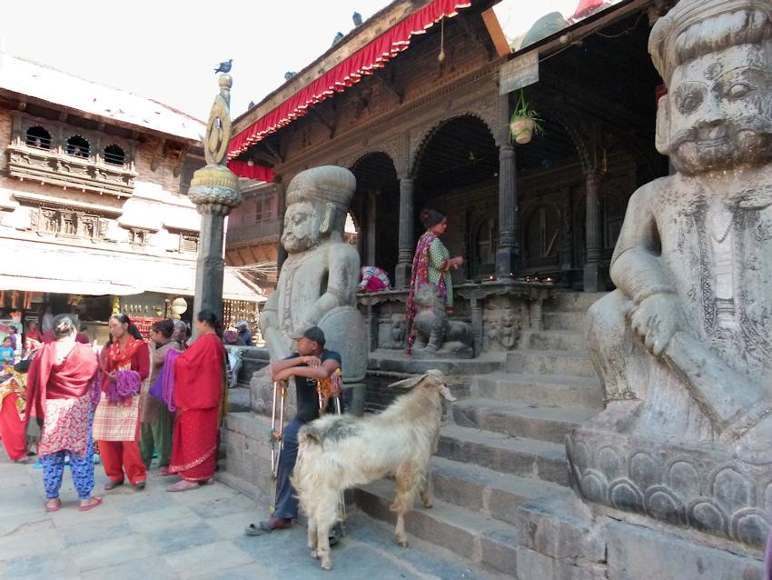 Nepal: Weltkulturerbe und Kulturhauptstadt Bhaktapur
