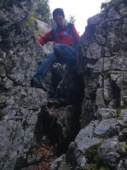 Wanderung auf die Gedererwand - einsames Gipfelvergnügen