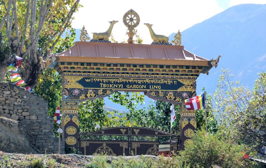 Pilgerort Muktinath