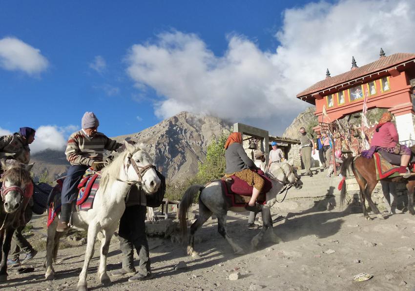 Trekking in Nepal: das heilige Muktinath