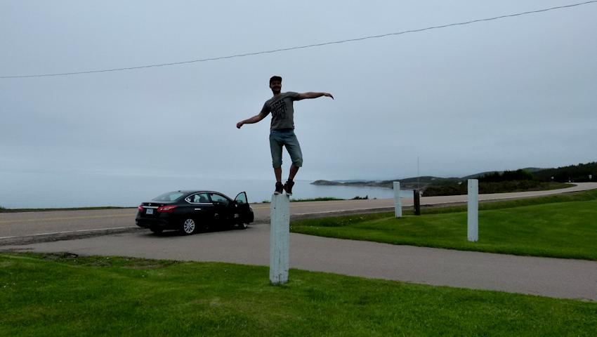 Neufundland: Cheticamp am Cape Breton Nationalpark