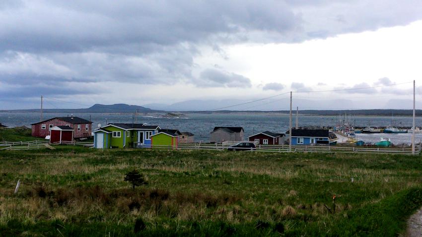 Neufundland: Felsformationen der Arches und am Cow Head