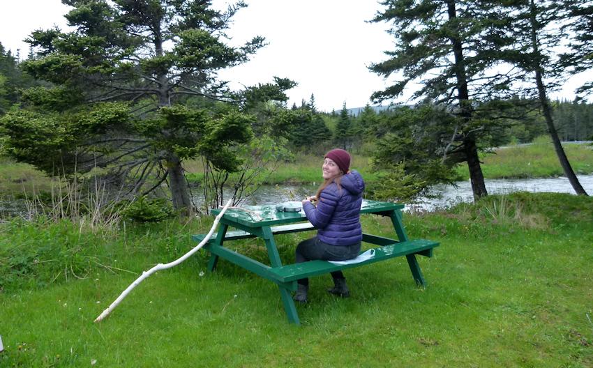 Neufundland: Fähre nach Port aux Basques und Cheeseman PP
