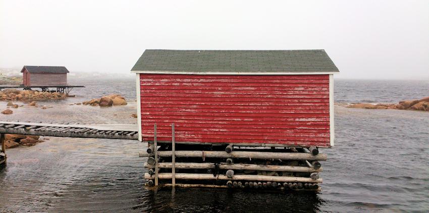 Neufundland: die wilde Luxus- und Künstler-Insel Fogo Island