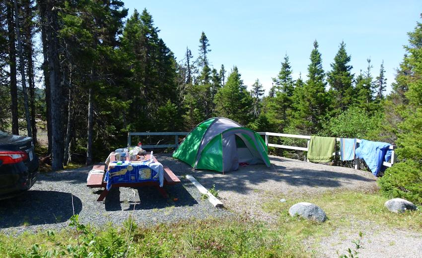 Neufundland: Terra Nova - Malady Head