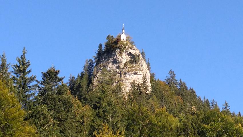 Wanderung ohne Auto: Der Riederstein hoch überm Tegernsee