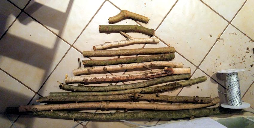 Selfmade Christmastree: dein nachhaltiger Weihnachtsbaum