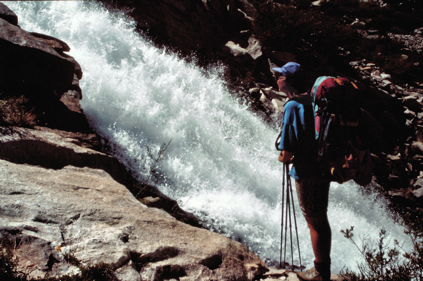 Pacific Crest Trail: einsames Abenteuer zu Zweit