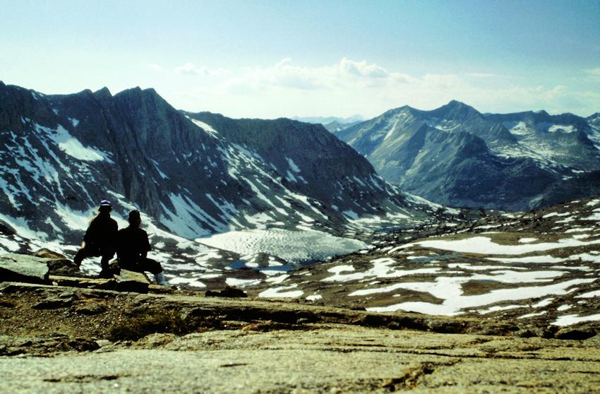 PACIFIC CREST TRAIL: Höhenkrank und Aufstieg zum Pinchot Pass