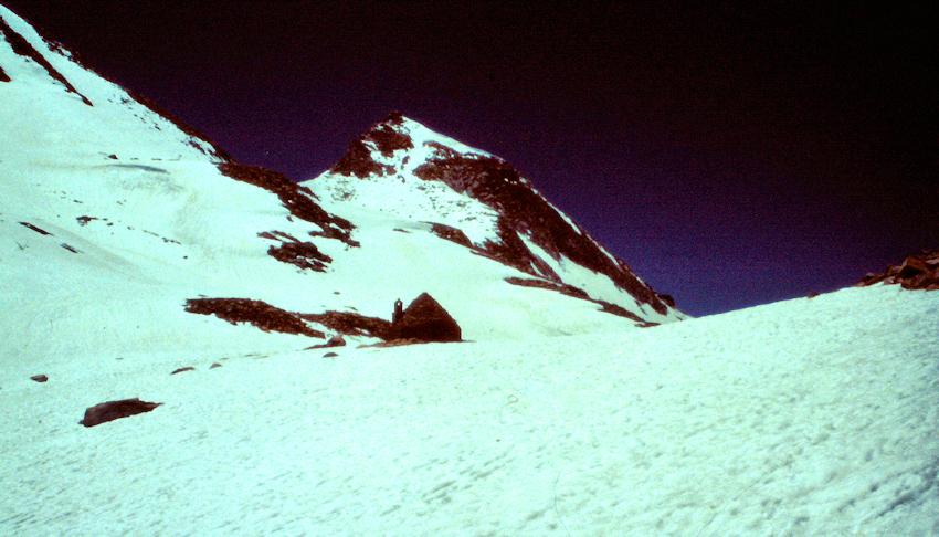 PACIFIC CREST TRAIL: Schneechaos am Muir Pass