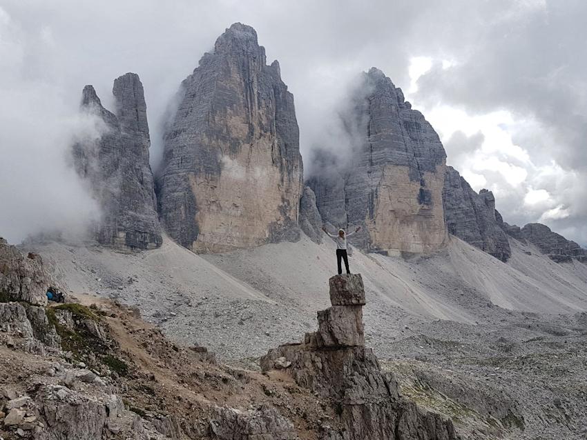 Ein ungewöhnlicher Heiratsantrag oder die Wurzeln meiner Begeisterung für die Berge und eine tragischschöne Liebesgeschichte
