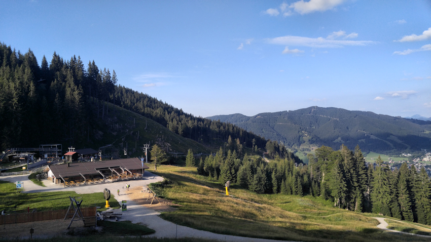 Kolbensattelhütte Oberammergau