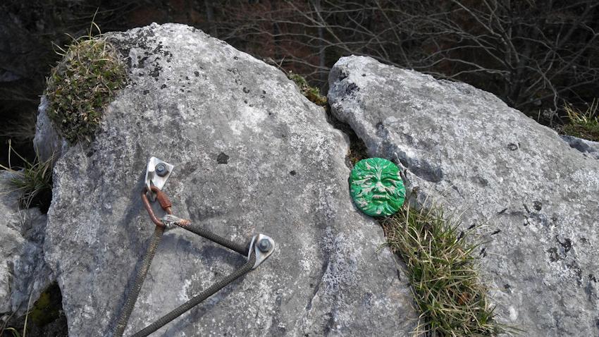 Wanderung mit leichter Kletterei: zur Teufelskanzel am zahmen Kaiser