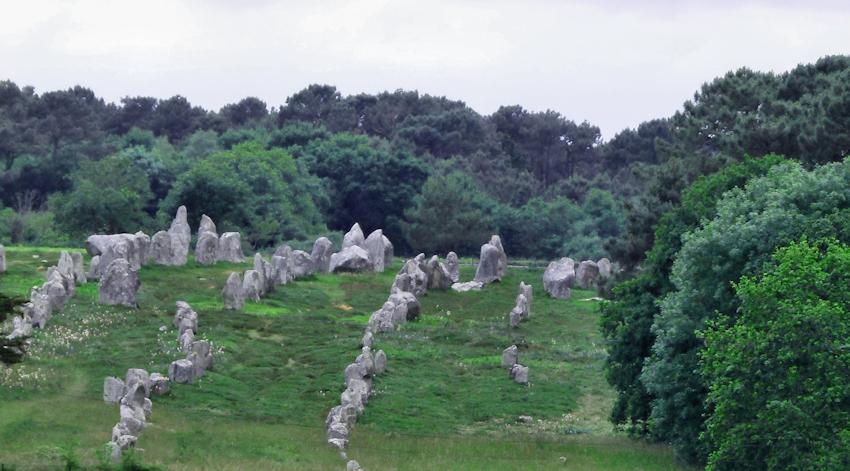 Dolmen, Menhire und Kultsteine, magische Bauwerke aus der Steinzeit