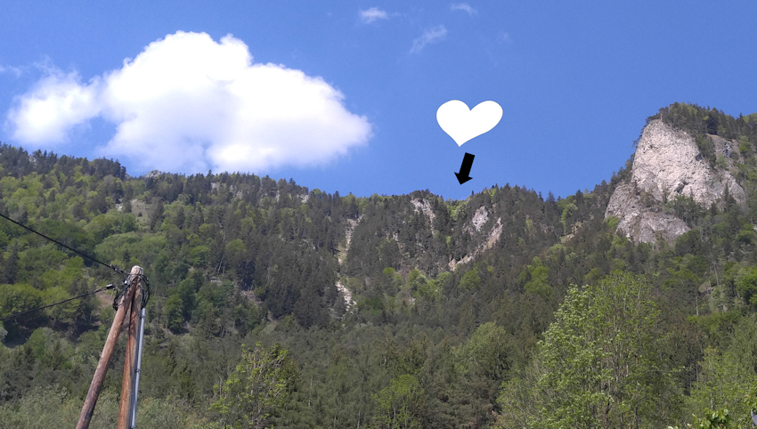 Erler Herz am Kranzhorn