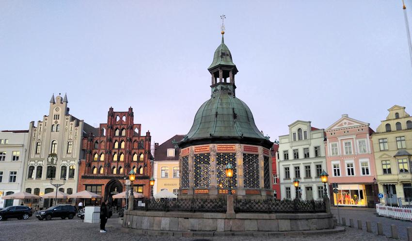 Radweg Ostseeküste: Wismar - Rerik