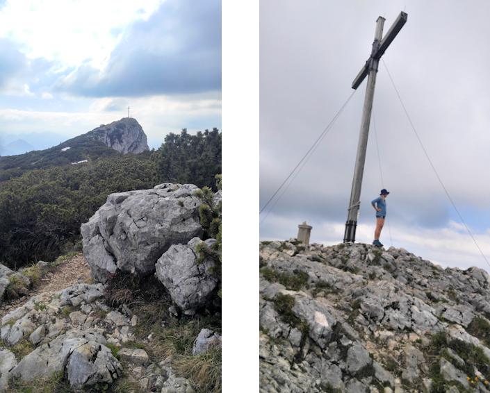 Spannende Zweitagestour: Benediktenwand von Lenggries
