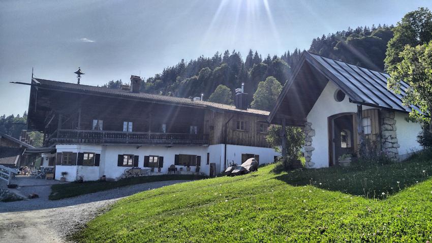 Berggasthof Hohe Asten zum Rehleitenkopf