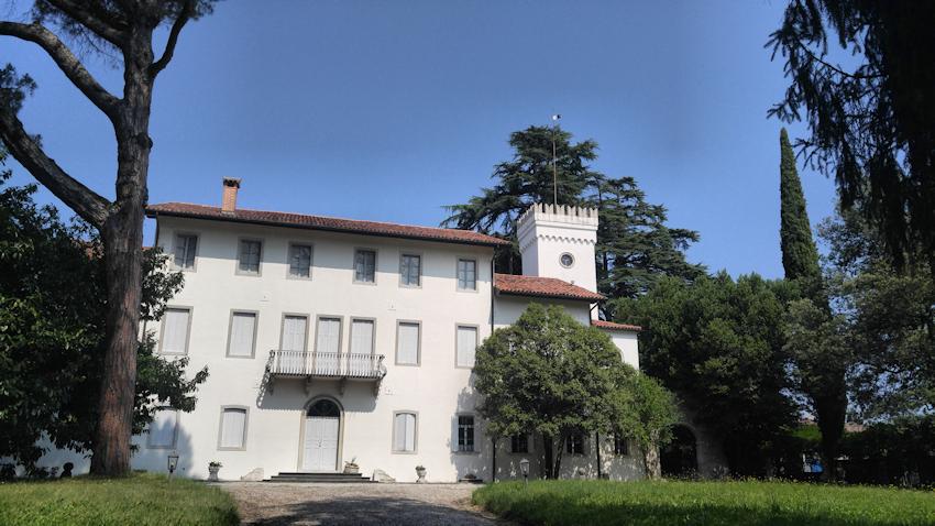Villa di Prampero  in Tavagnacco
