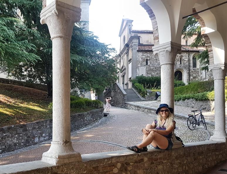 historische Altstadt Udine Loggia del Lippomano