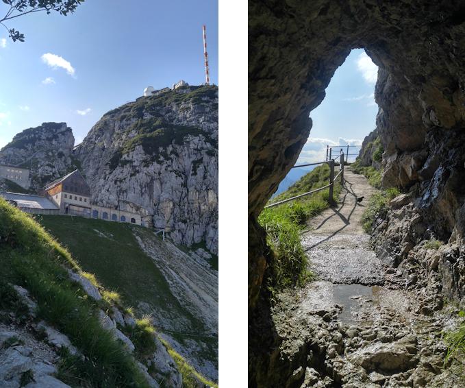 Gipfelweg zum Wendelstein