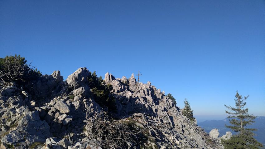Lechnerkopf Gipfel
