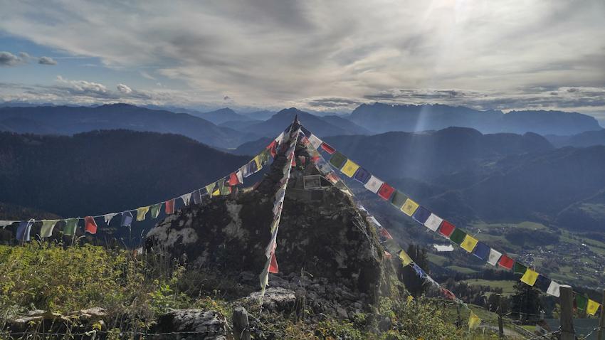 Klein-Tibet am Hochgernhaus