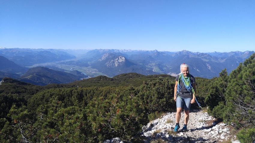 Latschen Naturschutzgebiet am Zahmer Kaiser