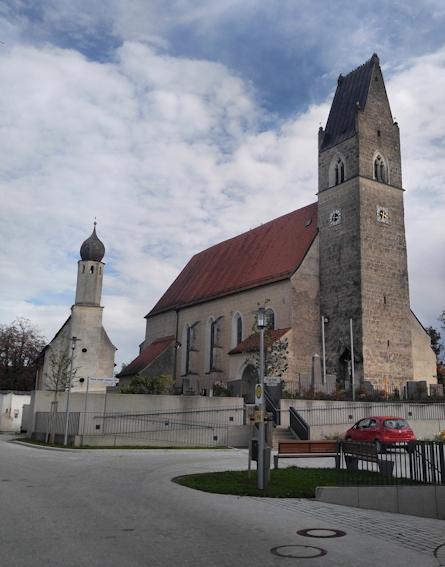 Wallfahrtskirche Pürten