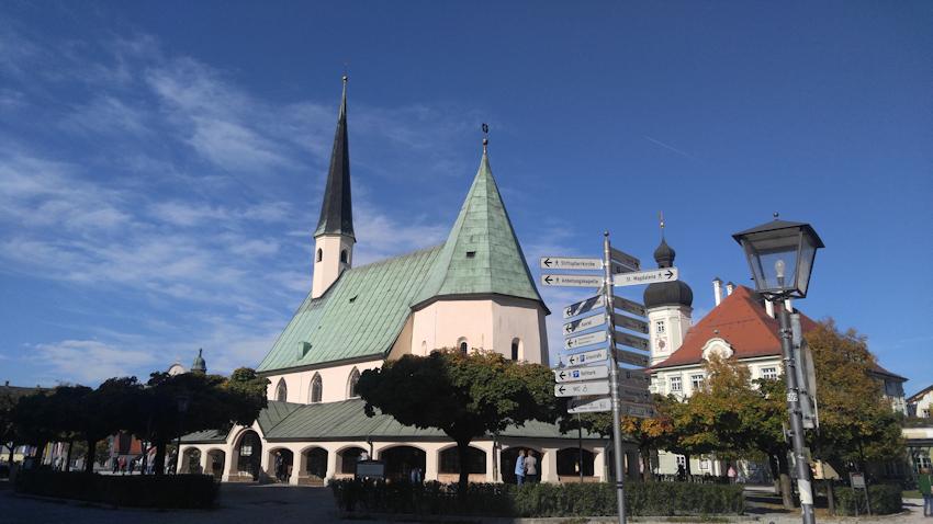 Wallfahrtskirche Altötting