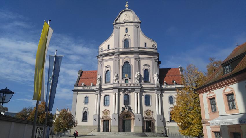 Sankt Anna Basilika Altötting