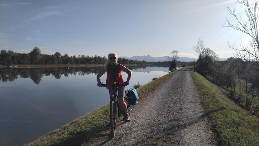 Innradweg: von Rosenheim nach Wasserburg