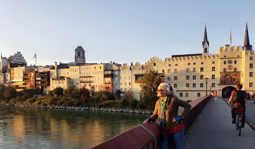 Innbrücke von Wasserburg