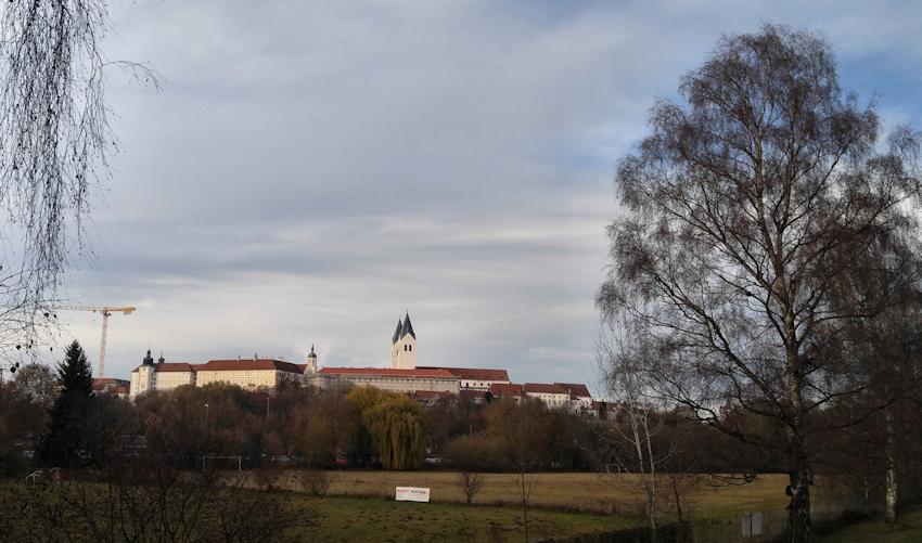 Isarradweg Freising