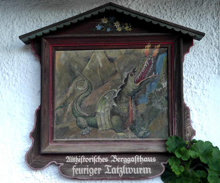 Legende vom Tatzelwurm